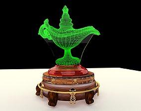 3D Chinese illusion lamp