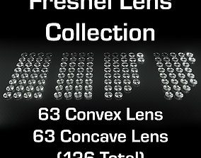 3D Ultimate Fresnel Lens Collection