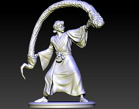 3D printable model Presto the magician
