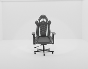 interior 3D model Gaming Chair