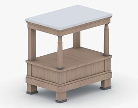 0318 - Coffee Table 3D model