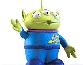 Toy Story Alien 3D asset