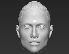 Jennifer Lopez standard version only mesh 3D model