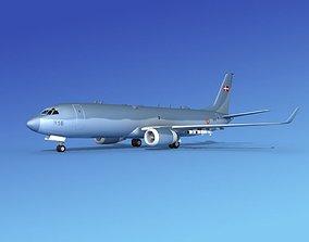 Boeing P-8 Poseidon Denmark 3D