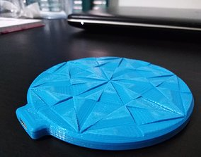 3D printable model QI WIRELESS CHARGER STYLE 1