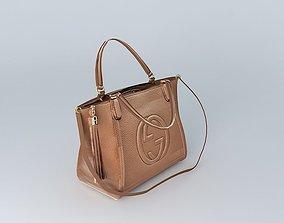 3D model GUCCI Handbag 1 of 5 Colours ladies