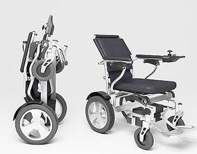 3D Wheel Chair chair
