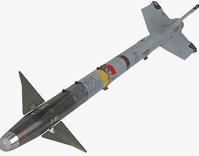 AIM-9 Sidewinder 3D