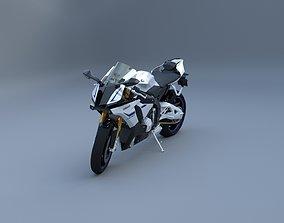 Yamaha YZF-R1M 3D model