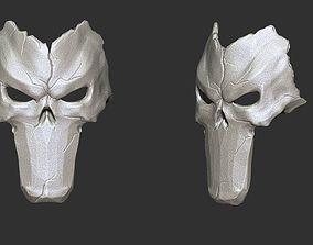 3D print model Darksiders Death mask
