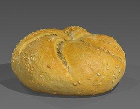 NMA Bread Kaiser 009 3D model