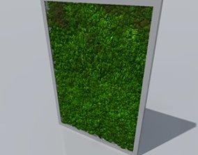3D green-wall