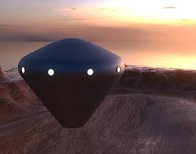 3D model Diamond UFO