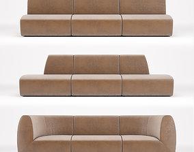 3D Stellar Works - Infinity Sofa Option 1 4 5