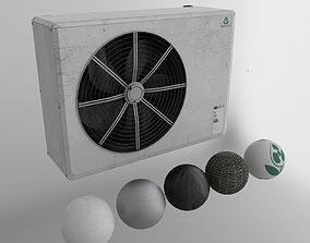3D eco air 400 air water heat pump