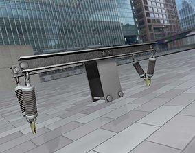 3D model Electricity Poles Insulators 6 - Object 103