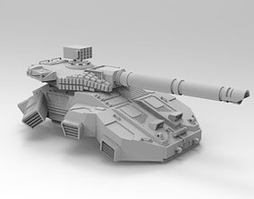3D printable model WoWBuildings SCI-FI Grav Tank