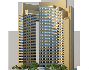 3D Town Buildings Pack