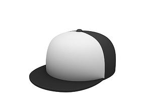 3D model Hip Hop Cap
