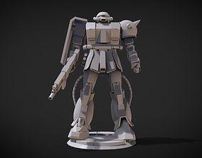 3D print model Zaku Kai