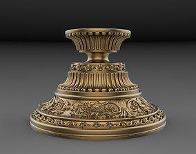 3D printable model Pedestal for statue