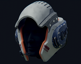 A-Wing Helmet from Star Wars 3D printable model