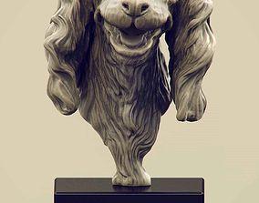 3D printable model Spaniel