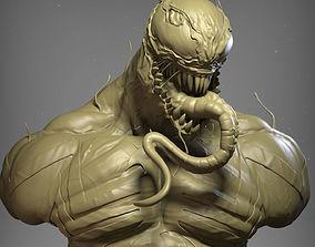 antihero 3D printable model Venom