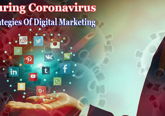 Strategies of Digital marketing during Coronavirus