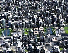 3D model City Builder 1 Tileable