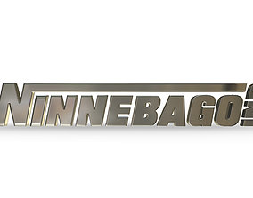 winnebago logo 3D