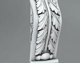 3D model Decorative Corbels