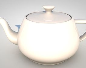 cookware Teapot 3D model