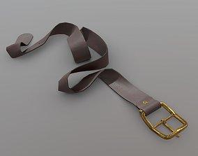3D model Belt dropped