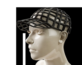 Baseball GLS Cap 3D print model