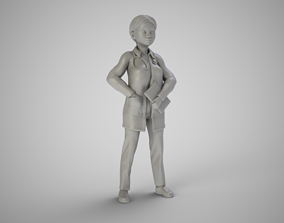 3D print model Doctor