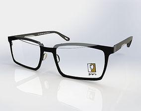 Optical frame 1 3D model