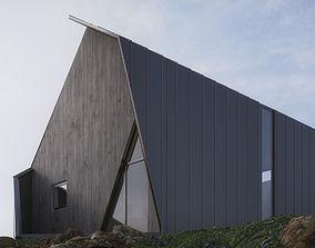 3D model Cabin architectural