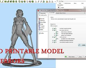 3D printable model sexy-woman Sculpture girl