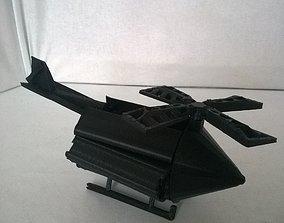 3D printable model Moulincoptere