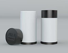 3D Plastic Salt Shaker