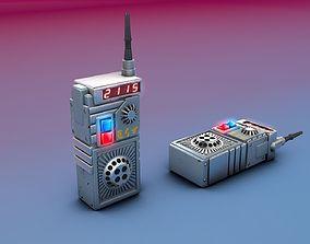 3D model CUSTOM SPACE INTERCOM
