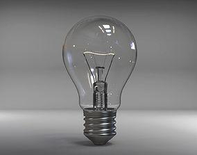 Realistic Bulb CGI Model
