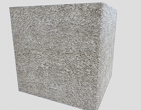 Old concrete textures pack 10 3D