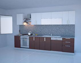 The Kitchen-3 3D asset