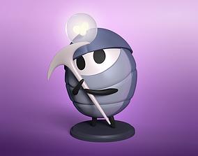 Hollow Knight - Myla figure 3D printable model