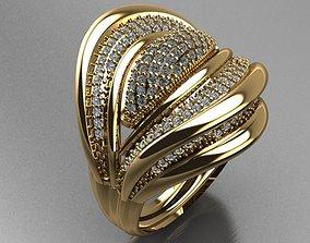 3D printable model Fancy Ring jewlery