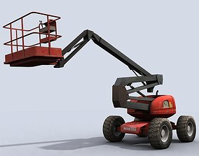 Cherry Picker 3D model