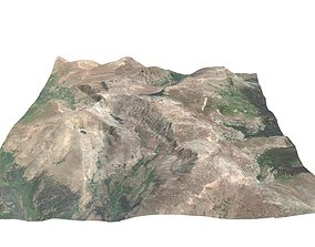 Mt Evans Colorado 3D