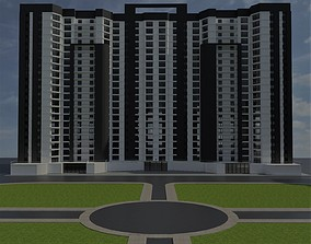 3D Residential apartments